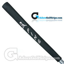 Ping JAS PP58 Classic Putter Grip - Black + Grip Tape