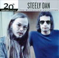 STEELY DAN - 20TH CENTURY MASTERS: THE MILLENNIUM COLLECTION - THE BEST OF STEEL