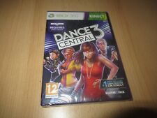 Dance Central 3 ~ XBox 360 Kinect new sealed pal