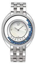 Versace Women's VQO050015 DESTINY PRECIOUS Diamond MOP Dial Steel Wristwatch