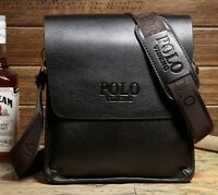 Borsello borsa uomo tracolla pelle Polo Videng casual men pu leather bag