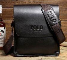 Borsello borsa uomo tracolla pelle Polo Videng casual men pu leather bag