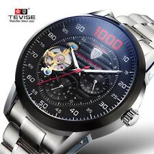 Montre Mecanique Automatique Luxe Tourbillon sport homme Men Watch