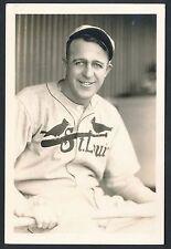 1934 JIM BOTTOMLEY Cardinals HOF Vintage Baseball Photo by GEORGE BURKE