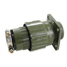 Y2M-14TK AC 500 V chapado en Oro 14 pin conector Circular R6R4