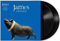 James - Millionaires [VINYL LP]