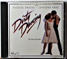CD Dirty Dancing Soundtrack Ronettes Be My Baby Mickey Sylvia Love is Strange #B
