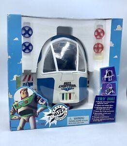 Toy Story Buzz Lightyear SPACE EXPLORER voice Spaceship Disney Thinkway Toys