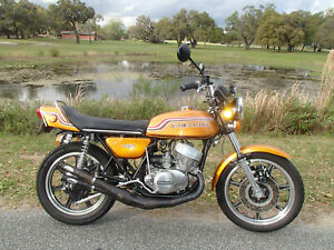 Kawasaki H2 750 Triple 1972 H2 Decal set GOLD  - Simply the BEST!