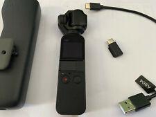 DJI Osmo Pocket 3-Axis Gimbal Stabiliser & Integrated Camera - 4K/60fps Video