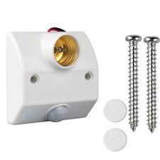Base Socket IR Lamp Bulb Movement Detector LW