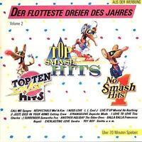 Smash Hits 87 Vol.2-Der flotteste Dreier des Jahres Spagna, Mel & Kim, De.. [CD]
