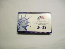 2005 U S MINT PROOF COIN SET