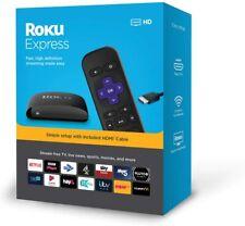 Roku Express (6th Generation) Media Streamer 3900EU - Black