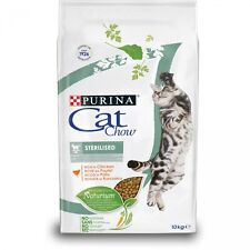Cat Chow sterilised, 10kg