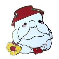 Spirited Away Radish Spirit Hard Enamel Pin Badge Miyazaki Studio Ghibli Collect