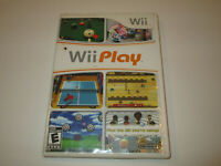 Wii Play  for WII Used in  Very Good Condtion  No Manual Free Shipping