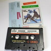 TINA TURNER FOREIGN AFFAIR THOMSUN IMPORT CASSETTE TAPE ALBUM 80S POP ROCK
