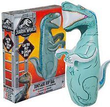 Jurassic World - Box Sack für Kinder - Aufblasbarer Dinosaurier NEU