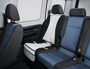 VW Volkswagen Kindersitzunterlage Sitzschoner mit Rückenlehnenschutz