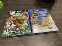 Pony World Clever Kids PS2 Versiegelt Neu IN Spanisch/Portugiesische