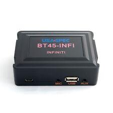 Infiniti Bluetooth Handsfree Car Kit for Infiniti 2004 - 09 G35, G37, M35, M45