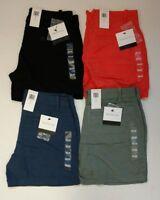 NEW Womens Calvin Klein Linen Blend Classic Shorts - Choose Size/Color