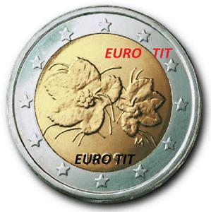 2 EURO    FINLANDE    2005     PIECE    SUPERBE     FINLANDE      disponible