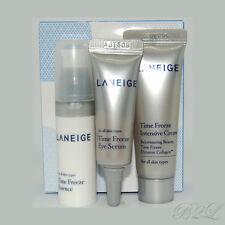 [LANEIGE] Time Freeze Trial Kit 3 Items / Essence 5ml, Cream 10ml, Eye Serum 3ml