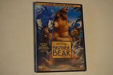 Walt Disney Brother Bear (DVD, 2004, 2-Disc Set, Special Edition)