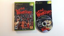 The Warriors (Microsoft Xbox) - Complete, CIB, - FAST AND FREE SHIPPING !!