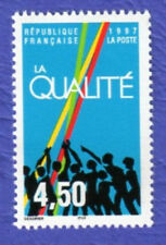TIMBRE 1997 LA QUALITÉ  NEUF