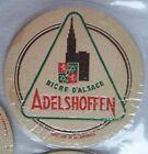 2 anciens Sous-bocks bière Adelshoffen