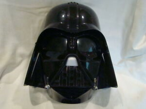 STAR WARS DARTH VADER HELMET/MASK WITH SOUNDS AND VOICE CONTROL - ADULT