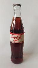 Coca Cola light 0,33 l Flasche - 1985 Deutschland - orig. Befüllung