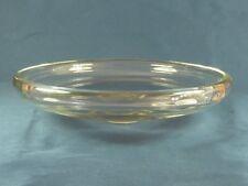 Coupe présentoir en cristal Art Déco