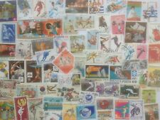 500 Different Sports on Stamps Collection