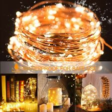 Led String Light Cooper Wire 10m Usb Christmas Light For Garland Holiday