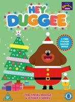 Nuevo Oye Duggee - The Espumillón Insignia & Other Stories DVD