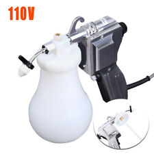 Textile Spot Cleaning Gun Fit For Screen Printers 110V Adjustable Nozzle Metal