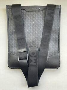 Genuine-MontBlanc - Leather Shoulder Bag