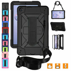 """For Samsung Galaxy Tab A 10.1"""" 8.4"""" 8.0"""" Heavy Duty Shockproof Stand Case Cover"""