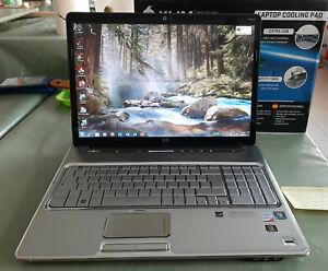 """HP DV7-1070ef- Intel P8400- SSD500go/hdd 500go - Ram 4go- batterie neuve 17.1"""""""
