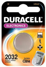 Duracell CR2032 3V Lithium Coin Cell Battery