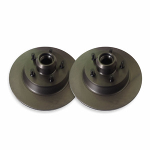 FRONT DISC BRAKE ROTORS for Ford Fairlane ZC ZD ZF ZG 1969-1975 RDA106H PAIR