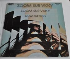 VICKY LEANDROS: ZOOM Sur Vicky LP Record