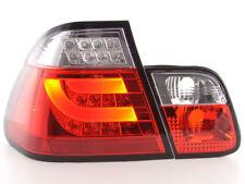 LED Rückleuchten Lightbar BMW 3er E46 Limo Bj. 02-05 rot/klar