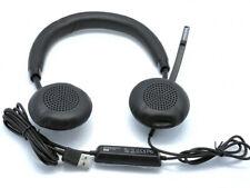Plantronics Blackwire C520 Stereo USB Standard UC PC Binaural  Headset 88861-01