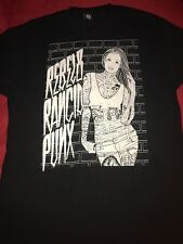 Rebel8 Rancid Girl T-shirt Size Large Pre Owned Mike Giant Rebel Eight