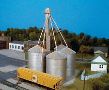 Rix Products Grain Elevator HO Scale Kit NEW!